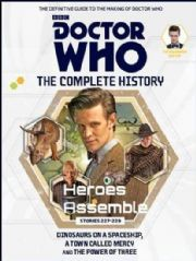 Doctor Who The Complete History Volume #05 Collectors Hardback Book Hachette Partworks